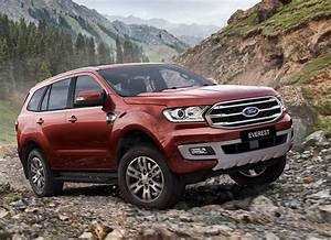 Ford Everest to be updated, now features Raptor engine - Cars.co.za