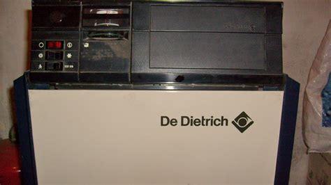 Chaudiere Fioul De Dietrich Chaudiere A Fioul De Dietrich Chaudiere Fioul Complete Traiteurchevalblanc
