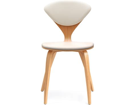 cherner chair view all cherner cherner side chair with upholstered seat back