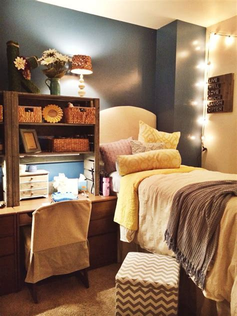 lovely college dorm room designs
