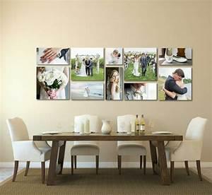 Wand Mit Bildern Gestalten : 100 fotocollagen erstellen fotos auf leinwand selber machen ~ Sanjose-hotels-ca.com Haus und Dekorationen