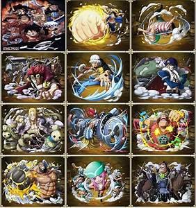 One Piece   Supernova   One Piece - The Worst Generation ...