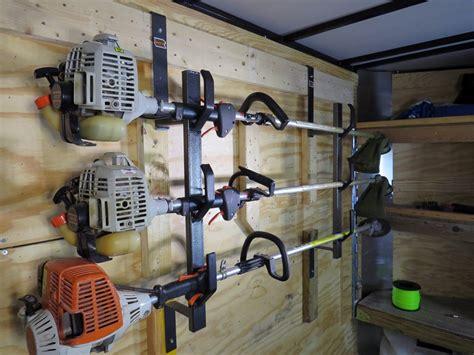 eater rack for trailer trimmer rack for enclosed cargo trailers rackem trailer