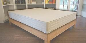 platform bed vs box spring vs foundation which do you With do mattresses come with box springs