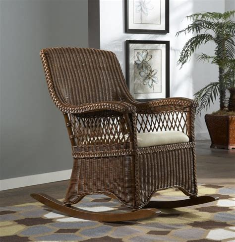 Grey Rocking Chair Cushions Uk by Furniture Pieces Beige Rattan Wicker Dining Chairs With