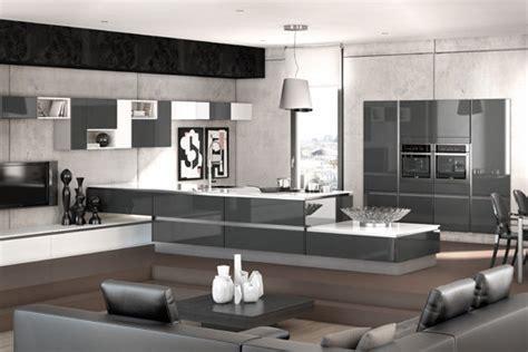 decoration cuisine americaine salon deco cuisine americaine salon