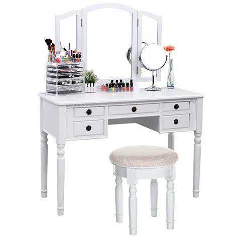 black and white bathroom designs makeup vanity table home furniture design