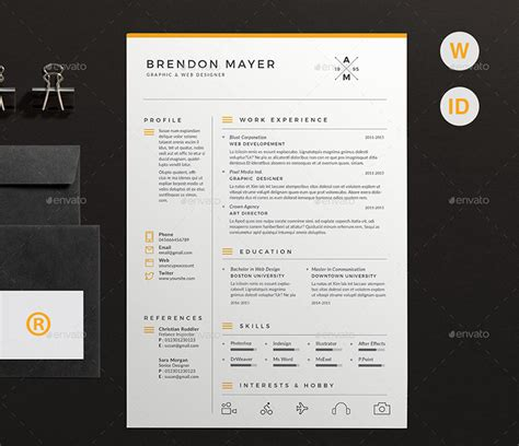 best resume templates to help you land your in 2017