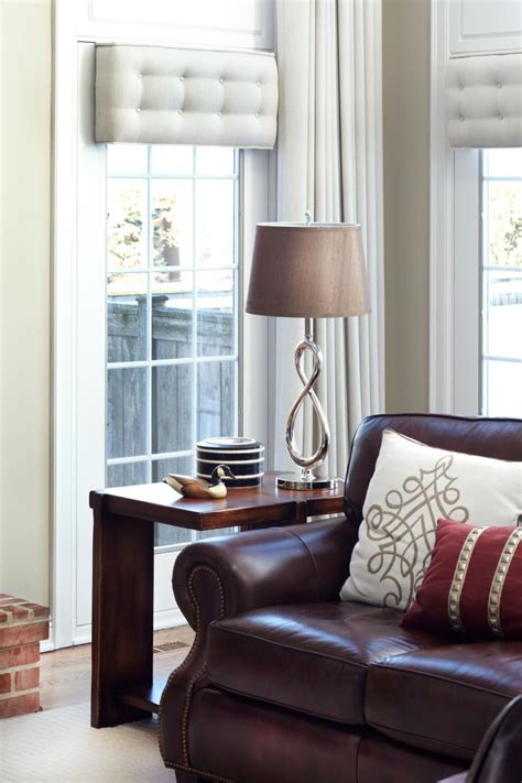 window treatments  cornice styles  steal hgtv
