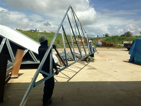 oyster shell systems roof trusses