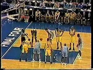 04/05/1993 NCAA National Championship: E1 North Carolina ...