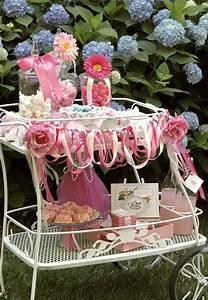 Great Ideas For A Little Girls Tea Party | Tea Cart, Teas ...