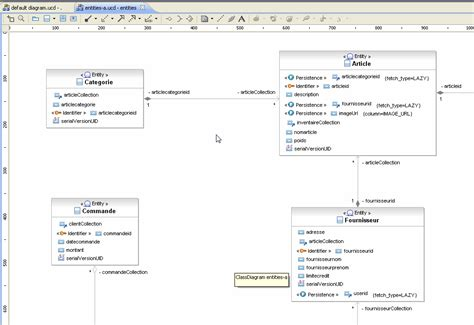 tool to generate class from database table c reverse an existing database into the class diagram