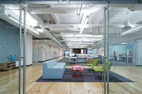 La tendencia en decoración de oficinas   Interiores