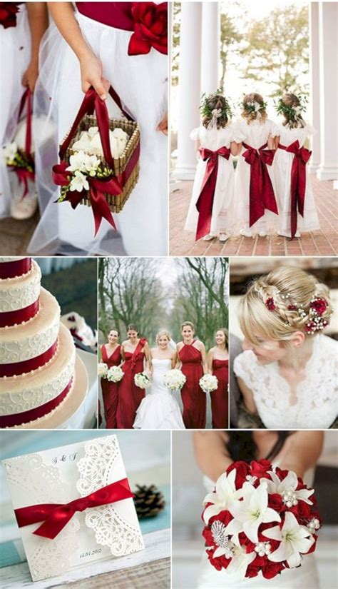 40 Best Christmas Wedding Theme Ideas Oosile