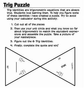 Trig Puzzle