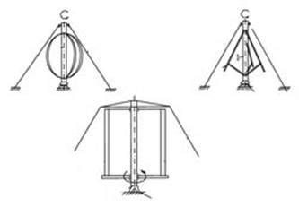 Карусельный ветродвигатель патент рф 2501974 рябинин александр геннадьевич