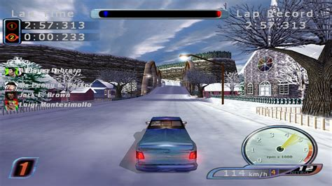 Speed Devils: Online Racing (USA) DC ISO Download - Replayers