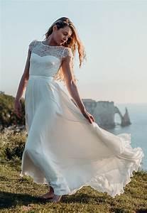 Robe De Mariée Romantique : 10 robes de cr atrices pour des mari es romantiques en ~ Nature-et-papiers.com Idées de Décoration
