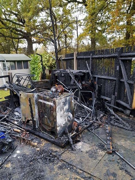 shed for tumble dryer faulty tumble dryer bursts into flames and quot completely
