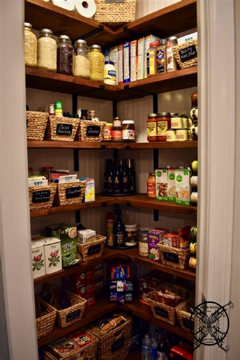 pantry organization ideas    messy