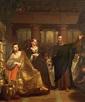 Belshazzar's Feast Painting by Washington Allston