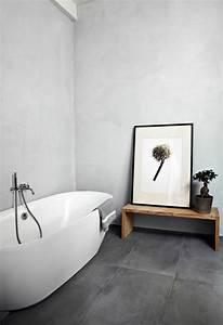 Bodenfliesen Badezimmer Grau : badezimmer modern grau ~ Sanjose-hotels-ca.com Haus und Dekorationen