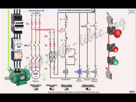 Schema Cablage Wattmetre