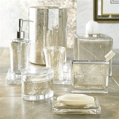 Mercury Glass Bathroom Accessories Uk by Luxury Bath Accessory Sets Vizcaya Accessories By