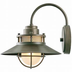 Globe electric liam collection light bronze outdoor wall