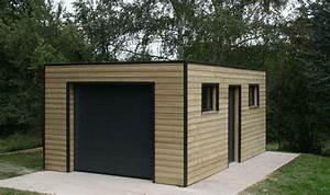 les 25 meilleures idees de la categorie garage toit plat With delightful maison toit plat bois 5 les 25 meilleures idees de la categorie garage toit plat