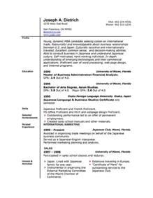best resume templates microsoft word 2007 85 free resume templates free resume template downloads here easyjob