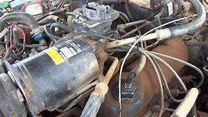 Repaired Motorcraft 2150 Carb On 1978 Mercury Grand