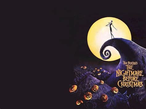 Background High Resolution Nightmare Before Wallpaper by Nightmare Before Wallpapers Hd Wallpaper Cave