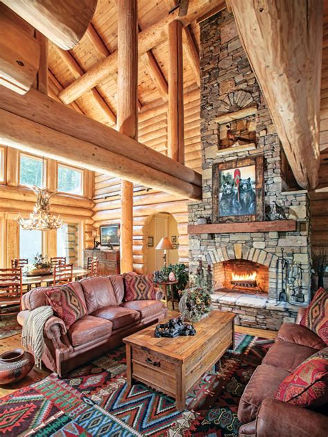classic full log homes log cabin builders custom handcrafted log home log cabins log