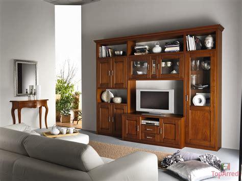 mobili da soggiorno mobile soggiorno classico jersey