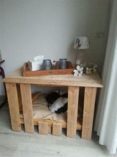 een bench maken van pallethout honden pinterest bankjes