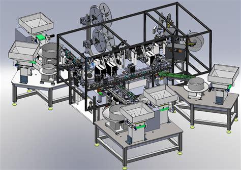 automation development inc custom turnkey automated machinery cad cam