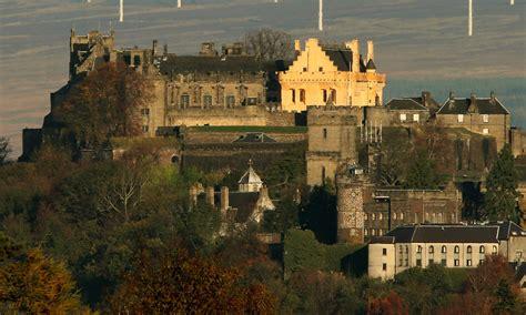 Stirling Castle Named Scotland's Best Visitor Attraction