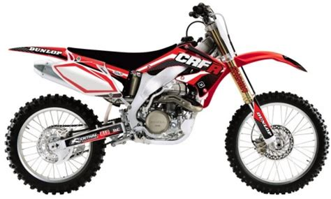 kit deco 250 crf kit deco complet 250 crf images