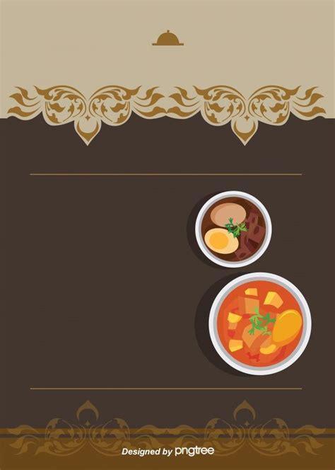 Bingung menyusun daftar menu makanan untuk keluarga? Gambar Spanduk Menu Makanan - desain spanduk kreatif