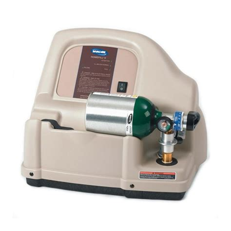 Invacare HomeFill Oxygen Compressor | Oxygen Concentrators