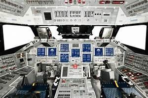 Space Shuttle Flight Deck - Pics about space
