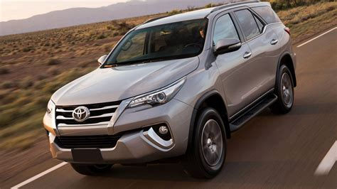 Toyota Fortuner 2019 Redesign Techweirdo