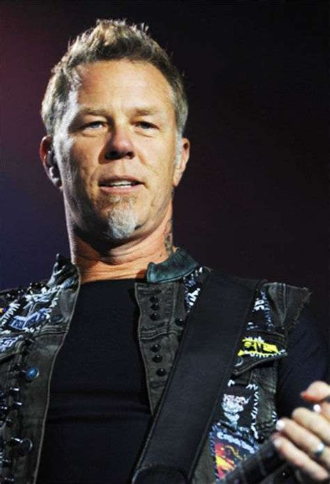 james hetfield bio height weight measurements