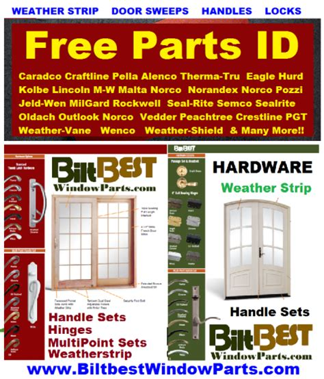 peachtree window  door parts awning casement double hung  door hardware truth window
