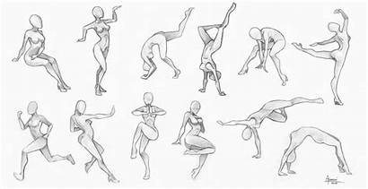 Female Reference Pose Deviantart Poses Drawing Action