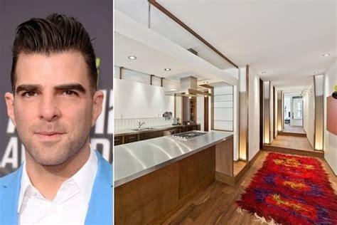 Zachary Quinto Buys New York City Loft   Lonny