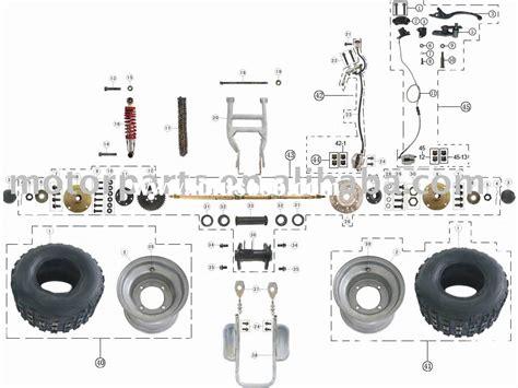 Chinese Bmx Atv Wiring Diagram Parts Auto