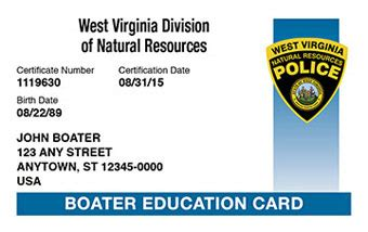 Free Boating License In Virginia by Official West Virginia Boating License Test Boaterexam 174